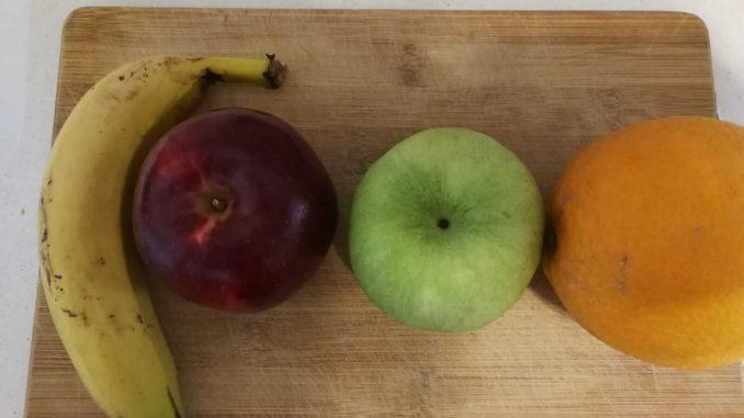 סלט פירות מתכון