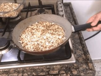 אבקת מרק בצל בהכנה ביתיית